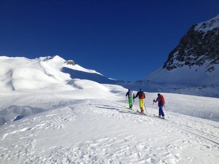 Ski de randonnée et ski Alpinisme